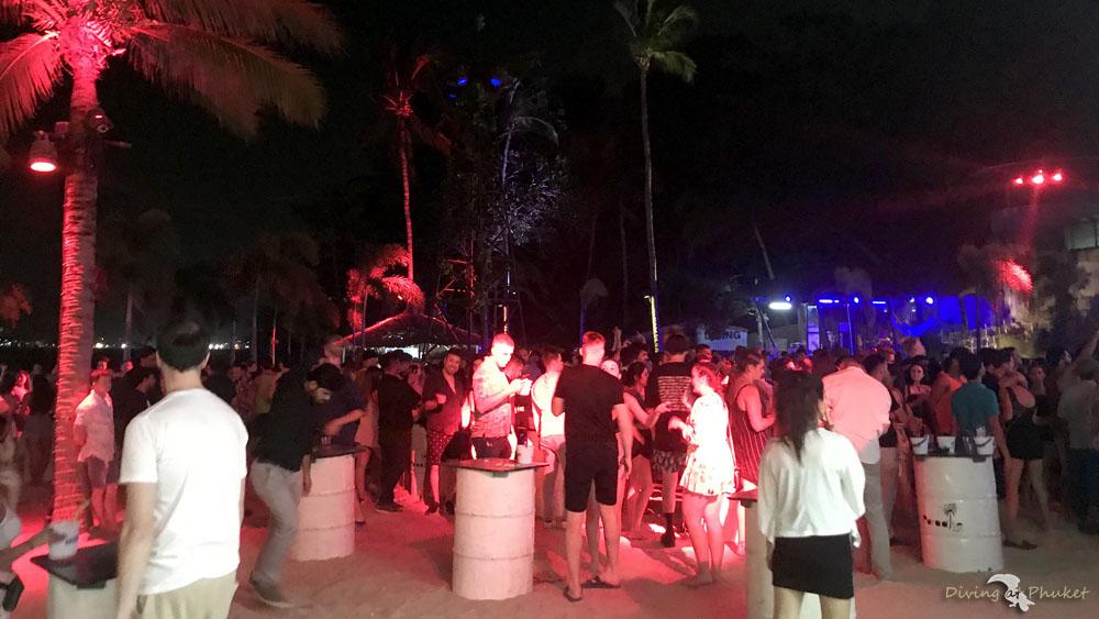パラダイスビーチムーンパーティー