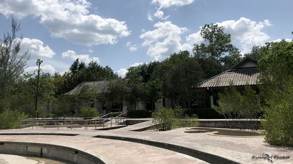 クラビセイリン温泉