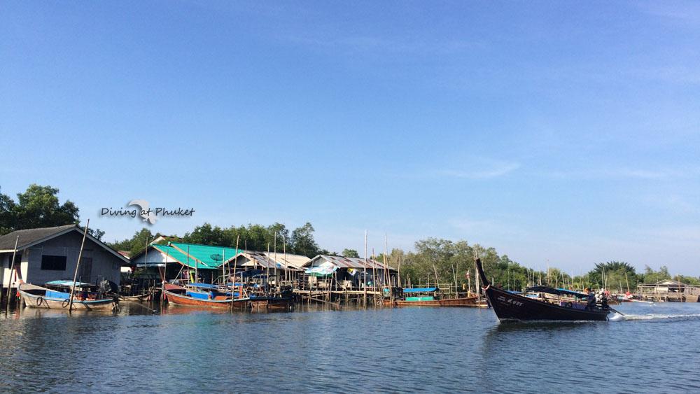 ロングテイルボート