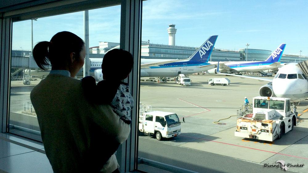 空港 帰国