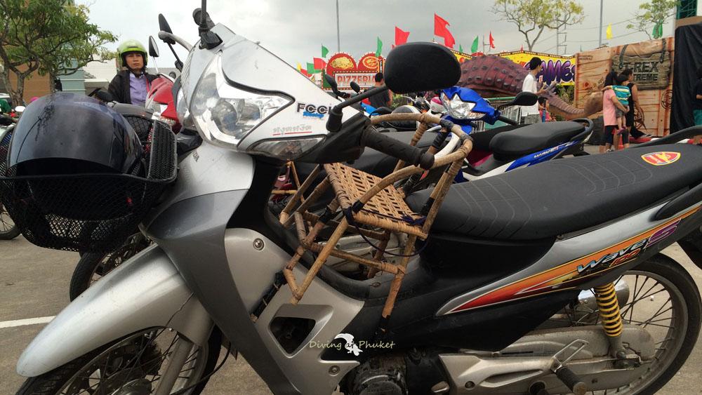 バイク チャイルドシート