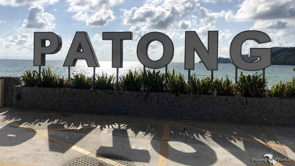 プーケット パトンビーチ