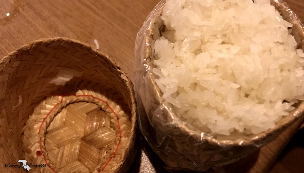 プーケット 餅米