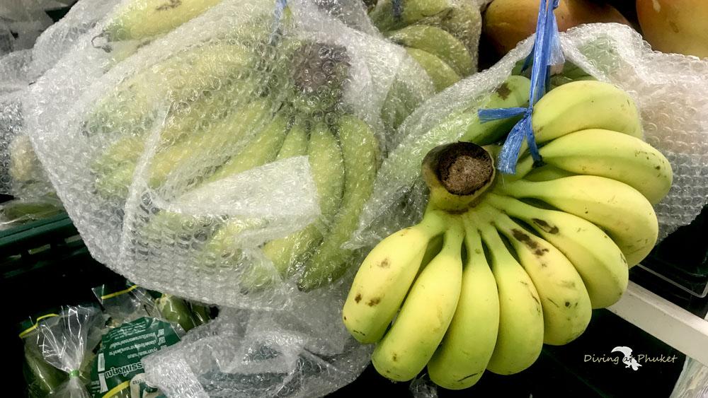 プーケット バナナ