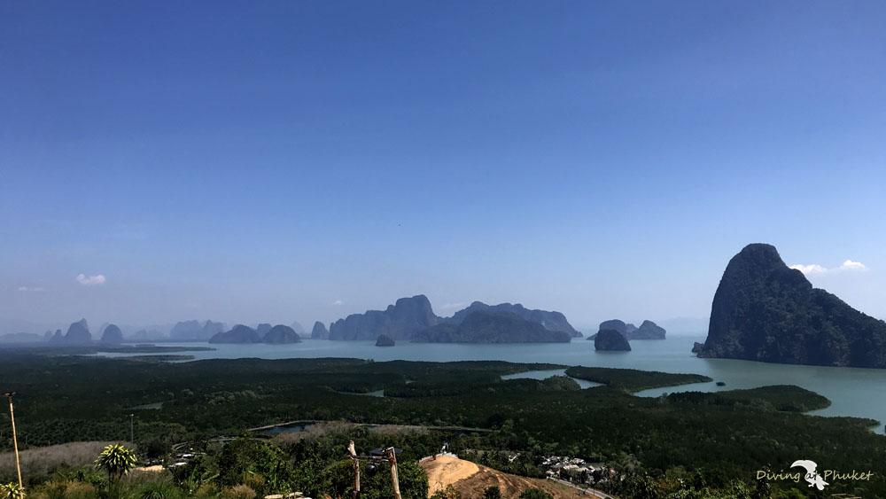 Samet Nangshe Viewpoint サメットナンシー