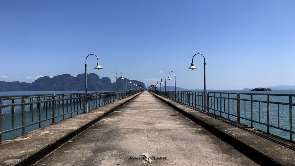 Klong Khien Pier クロンケンピア