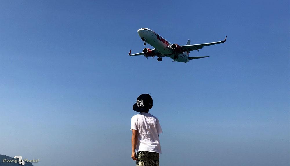 Mai Khao Beach - Airport viewpoint