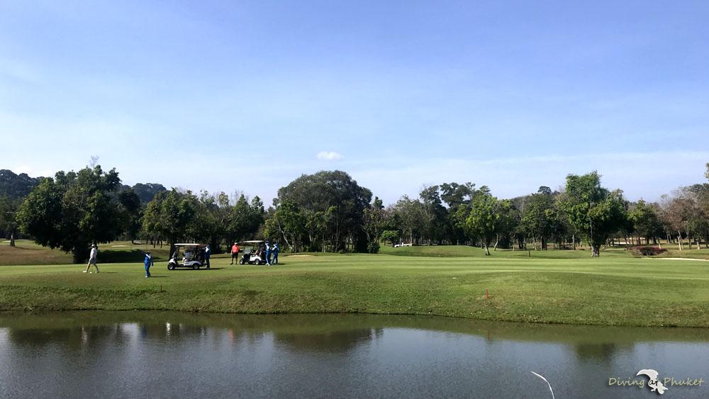 プーケット ゴルフ