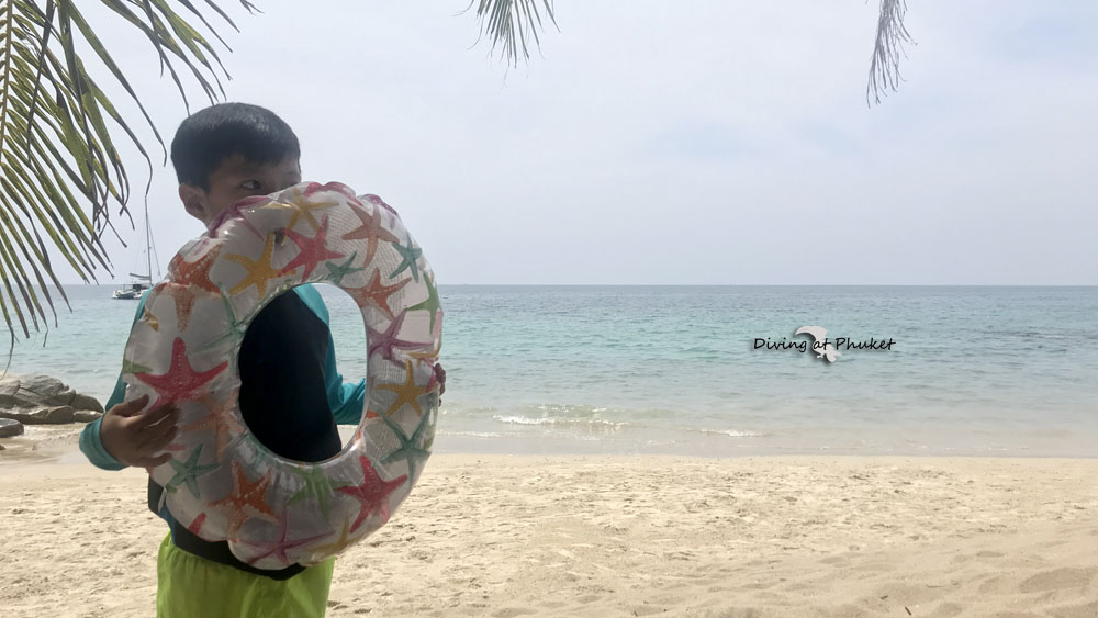 プーケット穴場ビーチ バナナビーチ