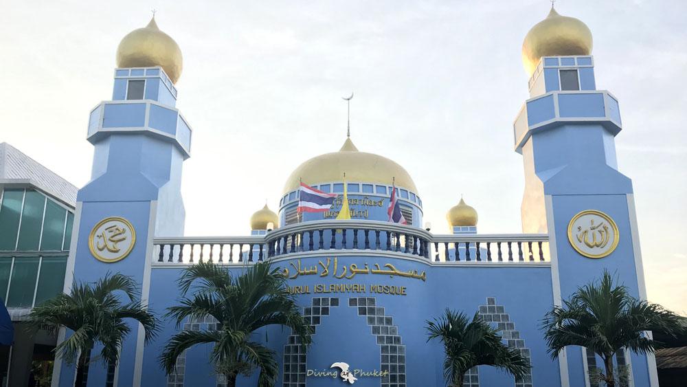 プーケット モスク
